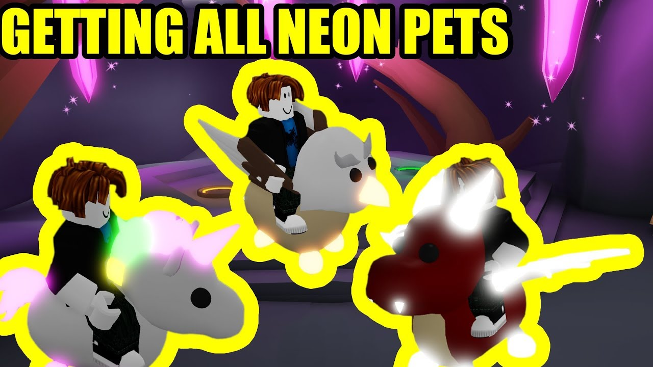 How To Get Legendary Pets Every Time In Adopt Me Roblox Youtube
