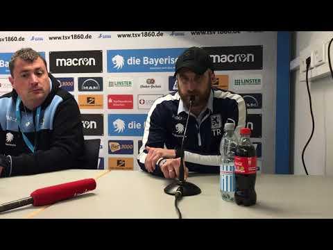 1860 verliert 0:1 gegen Bayern 2: Die Bierofka-PK