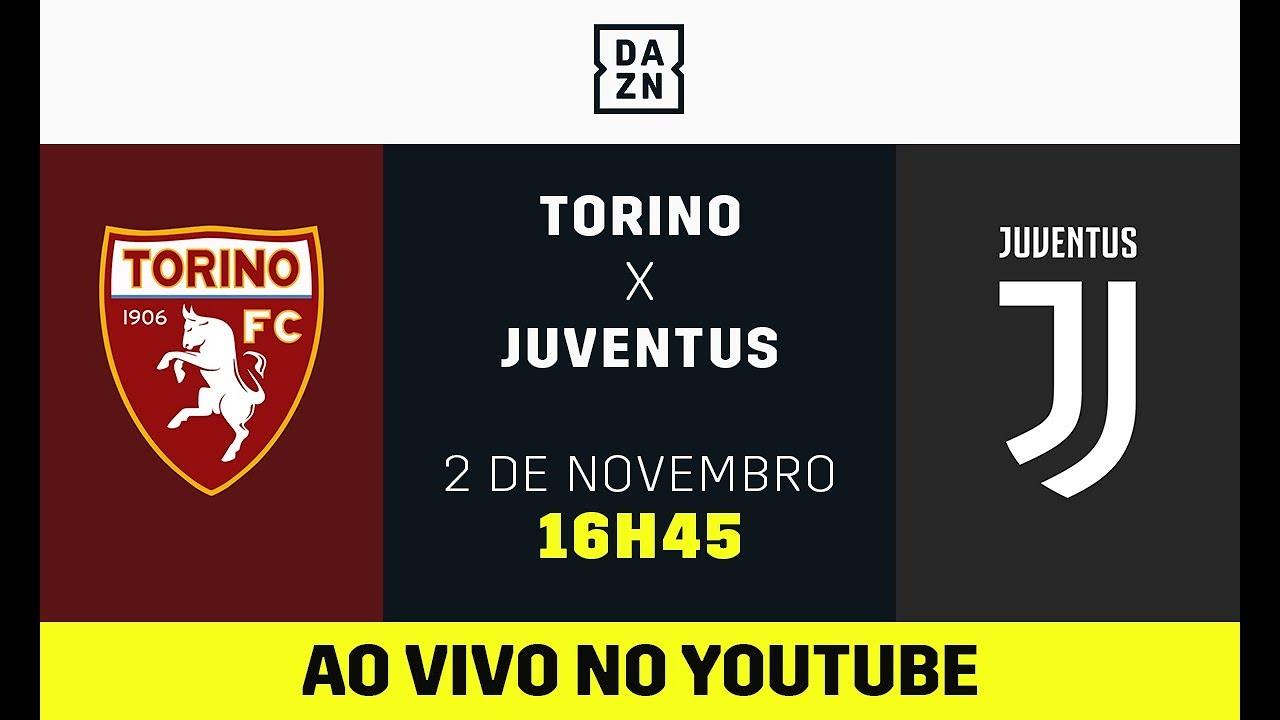 Resultado de imagem para Torino x Juventus AO VIVO! Assista aqui com o DAZN!