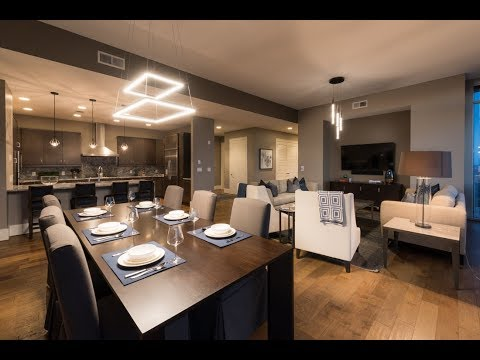 Penthouse At The Lowes Hotel - 1065 Peachtree St NE, Unit 3704