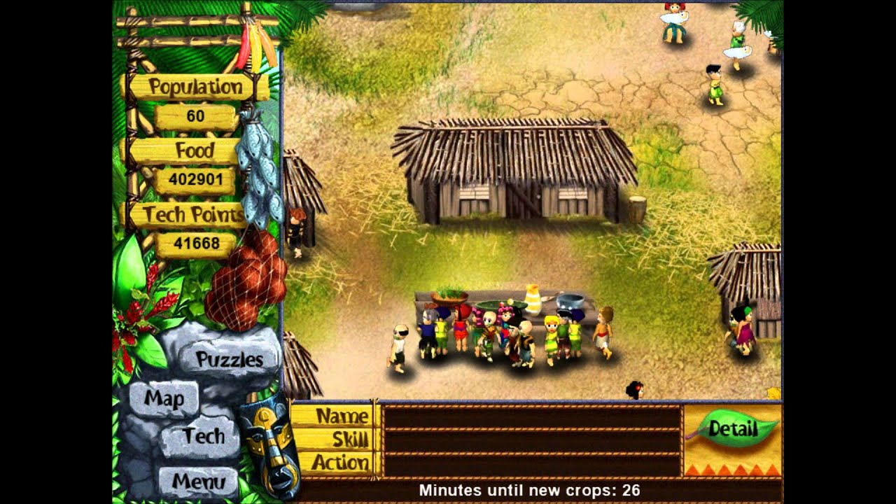 Download free Virtual Villagers 2 Tech Points Patch ...