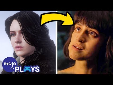 Why Yennefer Looks like That in The Witcher TV Series