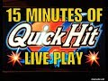 💥Quick Hit Slot machines NEW and Old Live Play/Slot Play💥
