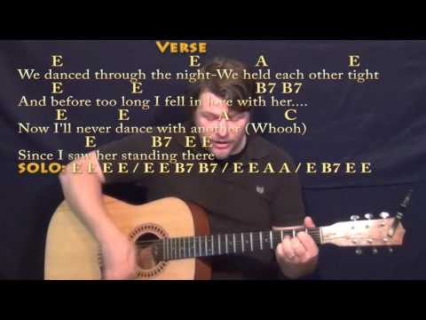 I Saw Her Standing There (The Beatles) Strum Guitar Cover Lesson with Chords/Lyrics