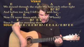 I Saw Her Standing There (Beatles) Strum Guitar Cover Lesson with Chords/Lyrics