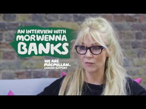 Morwenna Banks discusses film Miss You Already - Macmillan Cancer Support