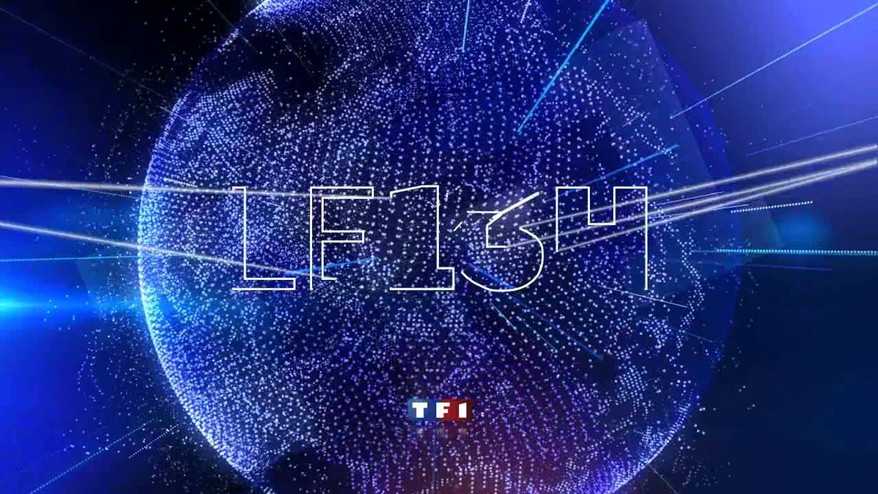 générique journal tf1 13h
