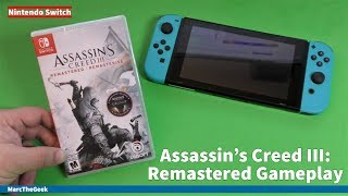 Assassin's Creed III: Remastered Gameplay