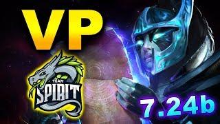 VP vs SPIRIT - New Patch 7.24b - Parimatch League 2 DOTA 2