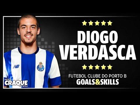 DIOGO VERDASCA ● FC Porto B ● Goals & Skills