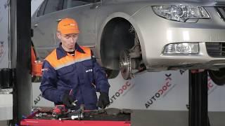 Mudar Cilindro de travão traseiro e dianteiro LAND ROVER RANGE ROVER VELAR 2019 - vídeos tutoriais
