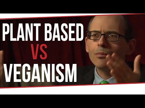 Plant Based Diet vs. Veganism