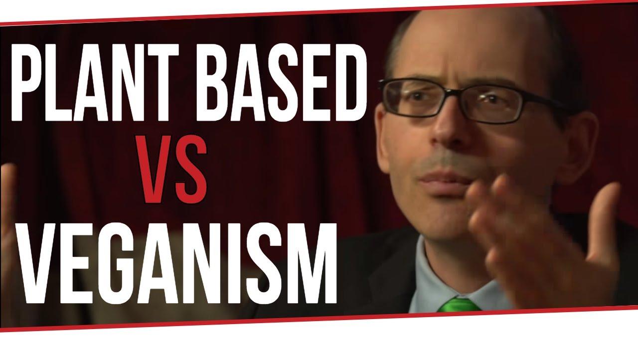 PLANT BASED DIET VS VEGANISM - Dr Michael Greger