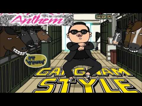 PSY ft LMFAO   Gagnam Style Anthem Party Rock MASH UP video