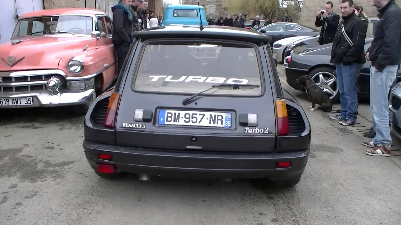 renault 5 gt turbo 2 youtube. Black Bedroom Furniture Sets. Home Design Ideas