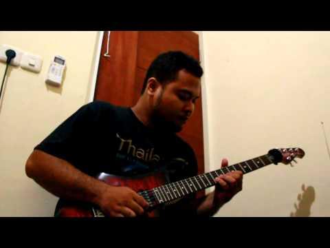WINNER - musicisum Guitar Solo #feelingthepinch