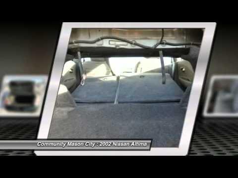 2002 Nissan Altima Review   Fuel Efficiency   Community Nissan   Mason City  Iowa 50401