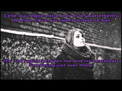 Le Long Du Large- Coeur De Pirate (Lyrics in English and French)