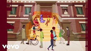 Sly & The Family Stone - Everyday People (2021 Animated Video)