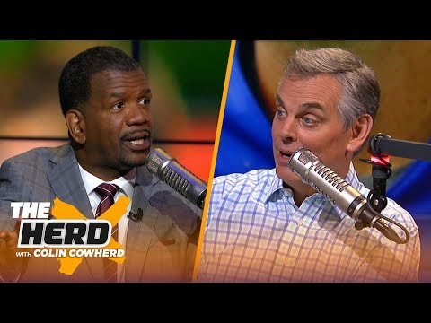 Rob Parker: 'No way, no how' Browns are SB contenders, talks Giants QBs, Rodgers   NFL   THE HERD