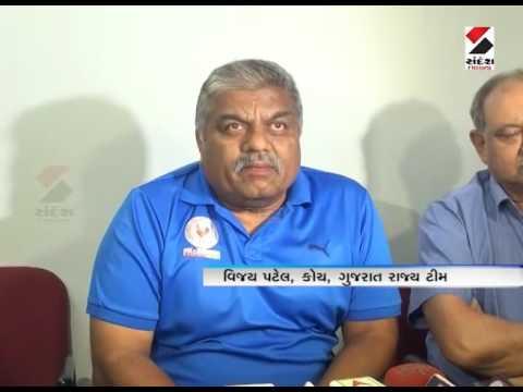 Glenn McGrath Press conference in Ahmedabad || Sandesh News