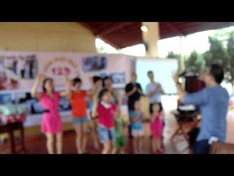 Nhảy flashMode vũ điệu con gà