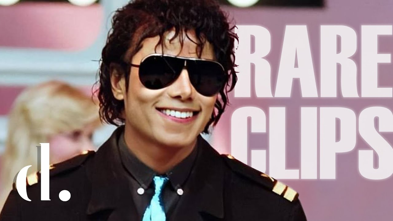 Michael Jackson Mini Interviews & TV Spots | the detail.