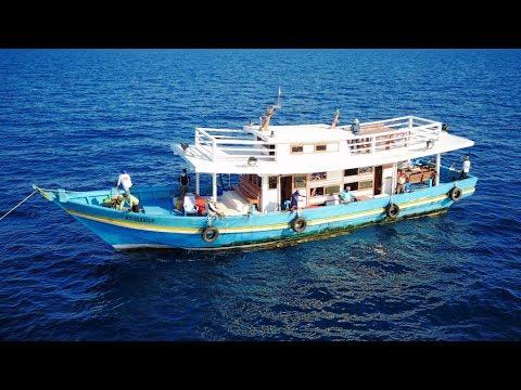 Kudat Fishing Boat - Captain Ahming