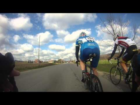 Grey County O-Cup Road Race M3. May 10 2014 (Pt 1 of 4)