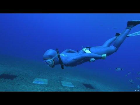 Apnoe-Tauchen: So Fühlt Es Sich Ohne Sauerstofflasche Am Meeresgrund An