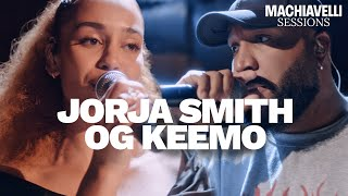 Jorja Smith & OG Keemo - Blue Lights x 216 ft. WDR Funkhausorchester | Machiavelli Sessions