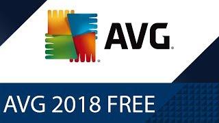 видео AVG AntiVirus FREE 2018