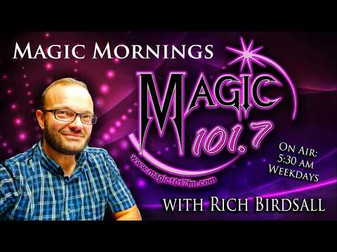 Did you Miss Rich Birdsall's Morning Show?