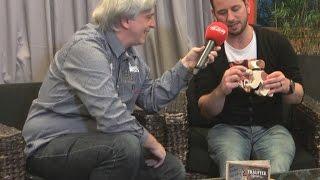 """Trauffer mit dem neuen Album """"Heiterefahne"""" zu Gast bei Radio Melody"""