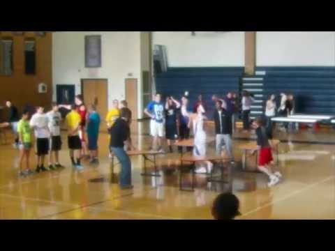 HANTIS HIGHLIGHTS (William Chrisman High School, Missouri 2013)