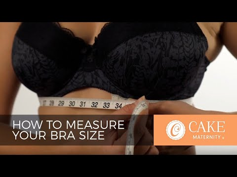 How To Measure Your Bra Size | An Easy Guide