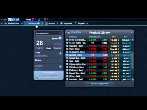 What is the Portfolio Mixer? - CMC Markets Next Generation trading platform