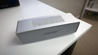 Bose SoundLink Mini II Review | The Best Bluetooth Speaker I've Ever Owned