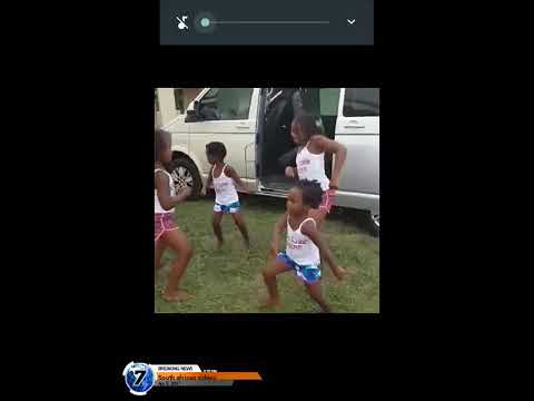 Ghetto kids dancing thumbnail