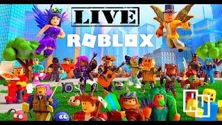"""LIVE: Roblox Mini Games with the Subs """"Be There or Be Square"""""""