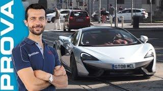 Una McLaren 570 GT nel traffico? | La nostra prova su strada