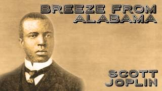 """""""Breeze From Alabama"""" by Scott Joplin (Ragtime Piano Tribute) Roaring Ragtime"""