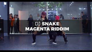DJ Snake - Magenta Riddim (choreography_J-fire)