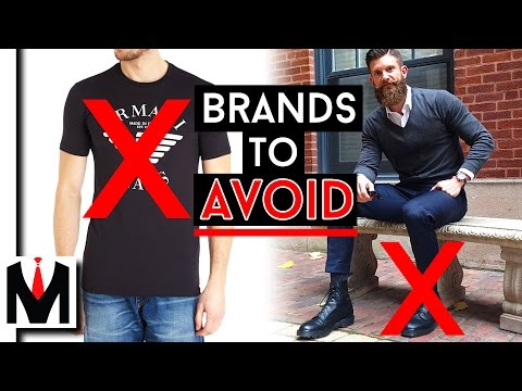 5 POPULAR CLOTHING BRANDS THAT ARE OVERPRICED | Brands I Dis