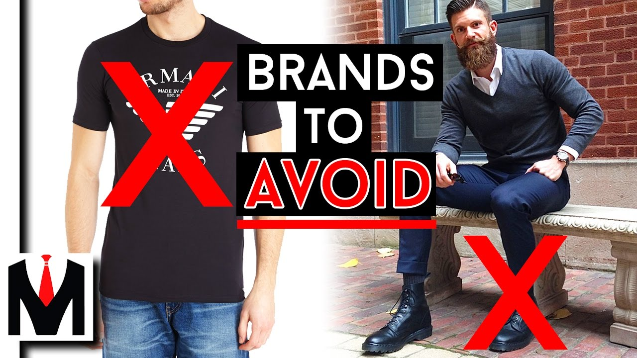 Most overpriced clothing brands