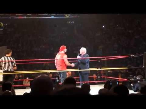 Ric Flair Emotional Speech To Hulk Hogan About His Sons Death