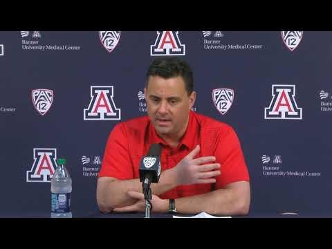 Arizona Basketball Press Conference [1/2]