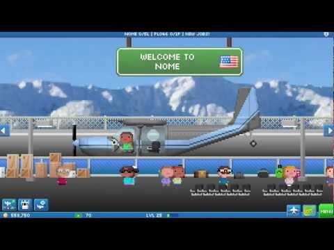 Pocket Planes Achievement Series: Nome To Wellington - The Longest Journey