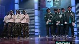 Jabbawockeez - The Evolution Part9 Final Battle Vs Status Quo