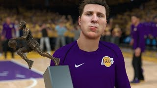 What Happens When You Come Back From Retirement? NBA 2K18 My Career